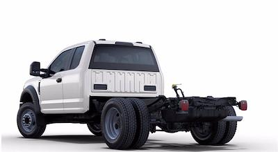 2021 Ford F-550 Super Cab DRW 4x4, Cab Chassis #STC11898 - photo 2