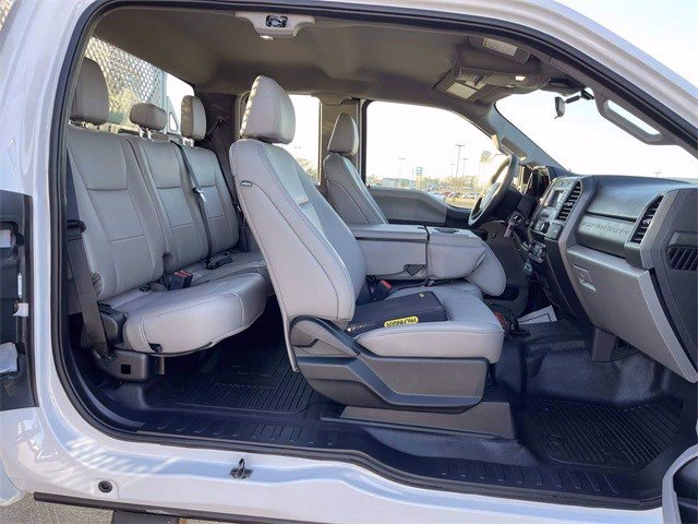 2020 Ford F-550 Super Cab DRW 4x4, Mechanics Body #STD97720 - photo 34