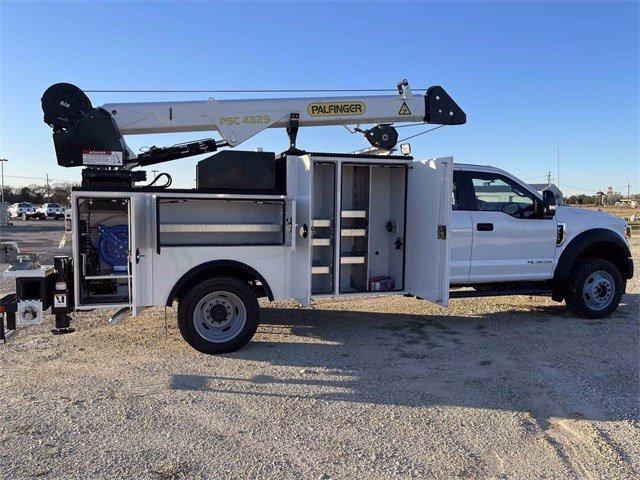 2020 Ford F-550 Super Cab DRW 4x4, Mechanics Body #STD97720 - photo 57