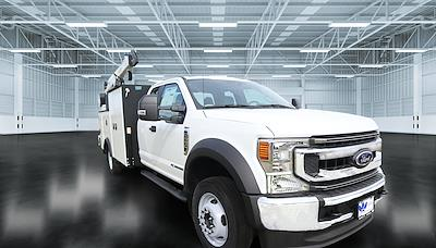 2020 Ford F-550 Super Cab DRW 4x4, Palfinger PAL Pro 43 Mechanics Body #STE88326 - photo 1