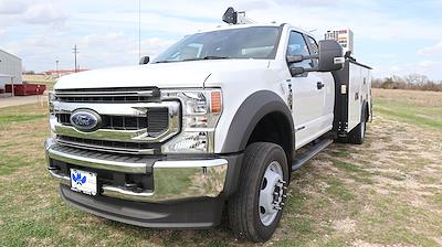2020 Ford F-550 Super Cab DRW 4x4, Palfinger PAL Pro 43 Mechanics Body #STE88326 - photo 7