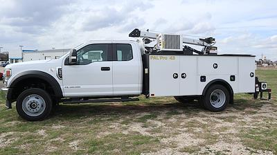 2020 Ford F-550 Super Cab DRW 4x4, Palfinger PAL Pro 43 Mechanics Body #STE88326 - photo 8