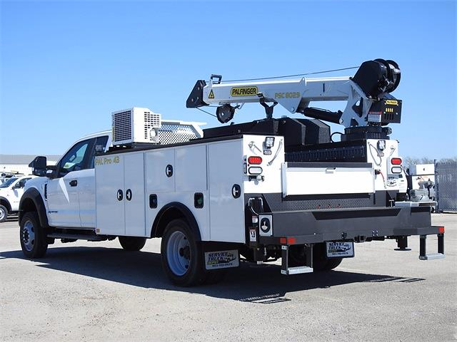 2020 Ford F-550 Super Cab DRW 4x4, Cab Chassis #STE88327 - photo 7
