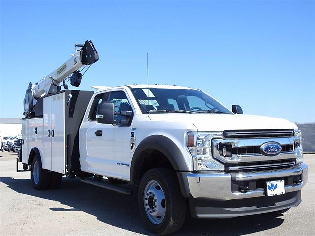 2020 Ford F-550 Super Cab DRW 4x4, Cab Chassis #STE88327 - photo 4