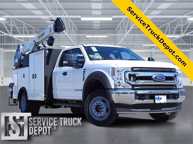 2020 Ford F-550 Super Cab DRW 4x4, Cab Chassis #STE88330 - photo 1