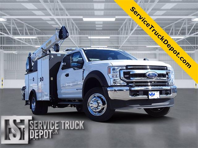 2020 Ford F-550 Super Cab DRW 4x4, Cab Chassis #STE88333 - photo 1