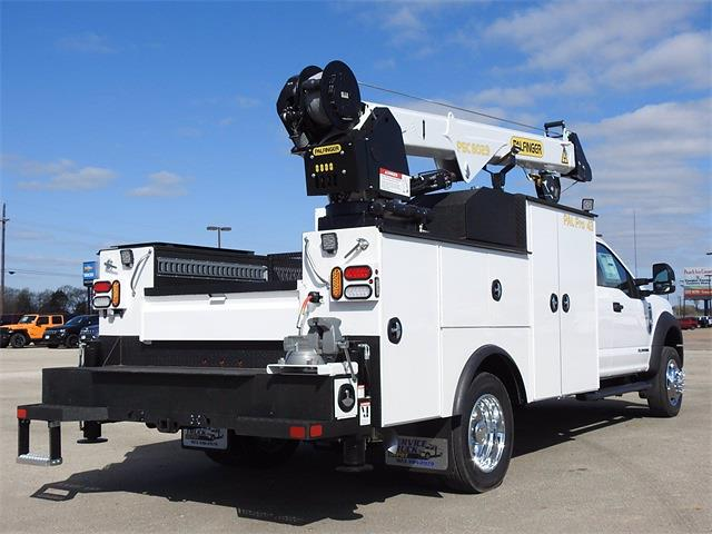 2020 Ford F-550 Super Cab DRW 4x4, Palfinger Mechanics Body #STE88333 - photo 1