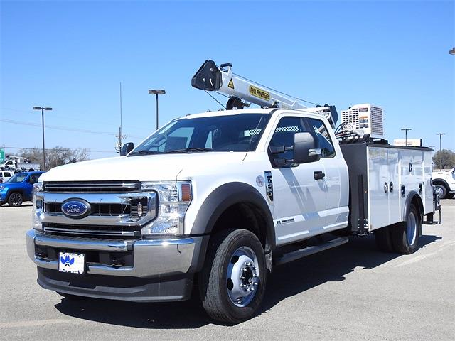 2020 Ford F-550 Super Cab DRW 4x4, Cab Chassis #STE88338 - photo 1