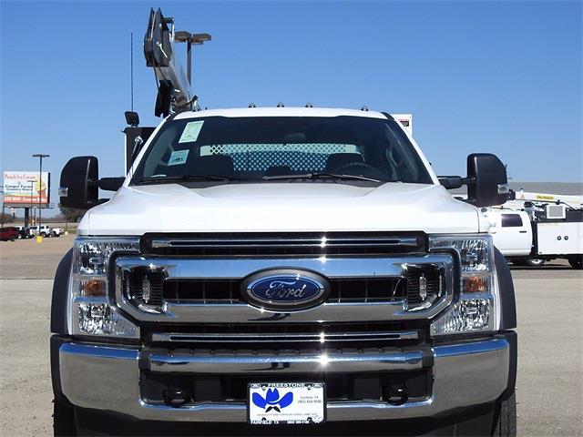 2020 Ford F-550 Super Cab DRW 4x4, Palfinger PAL Pro 43 Mechanics Body #STE88339 - photo 5