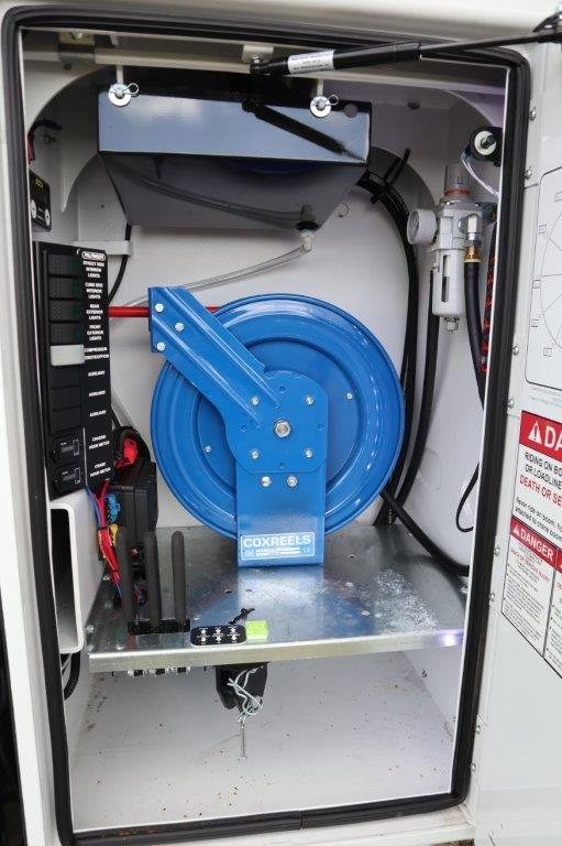 2020 Ram 5500 Regular Cab DRW 4x4, Palfinger PAL Pro 39 Mechanics Body #102509 - photo 35