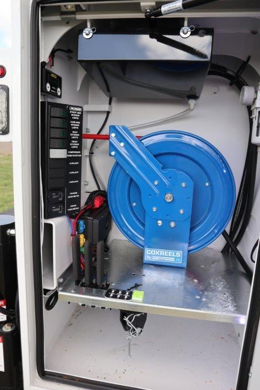 2020 Ram 5500 Regular Cab DRW 4x4, Palfinger PAL Pro 39 Mechanics Body #102509 - photo 36