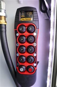 2020 Ram 5500 Regular Cab DRW 4x4, Palfinger PAL Pro 39 Mechanics Body #102509 - photo 33