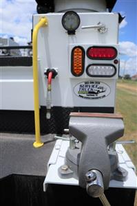 2020 Ram 5500 Regular Cab DRW 4x4, Palfinger PAL Pro 39 Mechanics Body #112976 - photo 15