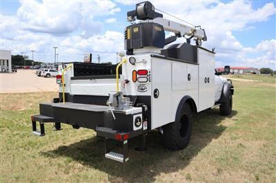 2020 Ram 5500 Regular Cab DRW 4x4, Palfinger PAL Pro 39 Mechanics Body #112976 - photo 10
