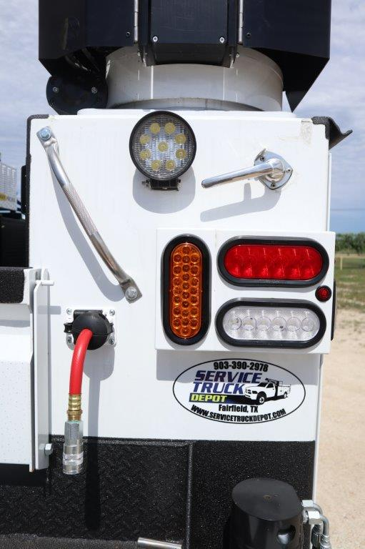 2020 Ram 5500 Crew Cab DRW 4x4, Palfinger PAL Pro 39 Mechanics Body #119707 - photo 11