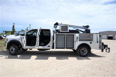 2020 Ram 5500 Crew Cab DRW 4x4, Palfinger PAL Pro 39 Mechanics Body #119707 - photo 36