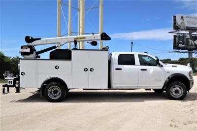 2020 Ram 5500 Crew Cab DRW 4x4, Palfinger PAL Pro 39 Mechanics Body #119707 - photo 7