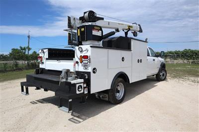 2020 Ram 5500 Crew Cab DRW 4x4, Palfinger PAL Pro 39 Mechanics Body #119707 - photo 8