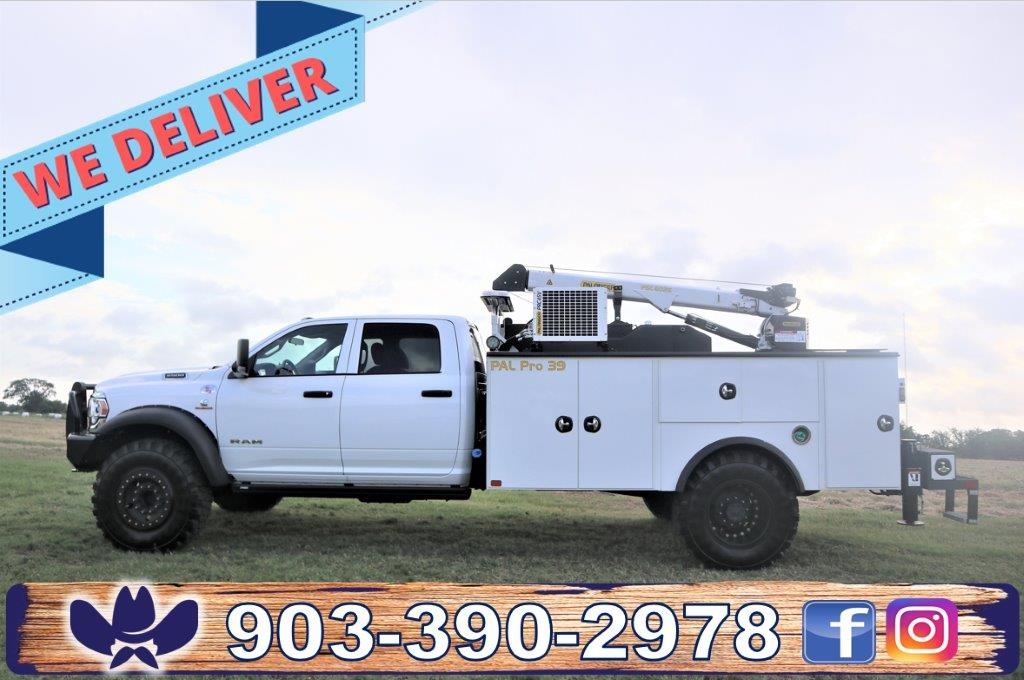 2020 Ram 5500 Crew Cab DRW 4x4, Palfinger Mechanics Body #130030 - photo 1