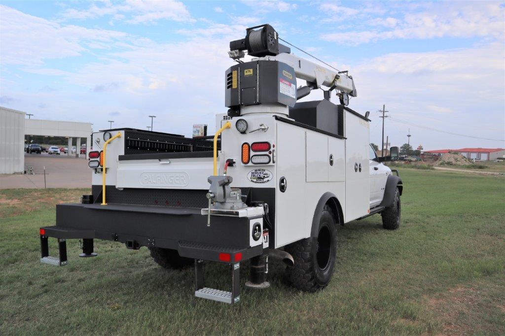2020 Ram 5500 Crew Cab DRW 4x4, Palfinger Mechanics Body #130030 - photo 1