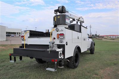 2020 Ram 5500 Crew Cab DRW 4x4, Palfinger PAL Pro 39 Mechanics Body #130030 - photo 2