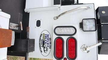 2020 Ram 3500 Crew Cab DRW 4x4, Palfinger PAL Pro 20 Mechanics Body #279873 - photo 68