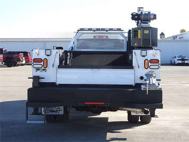 2020 Ram 3500 Crew Cab DRW 4x4, Palfinger PAL Pro 20 Mechanics Body #307081 - photo 4