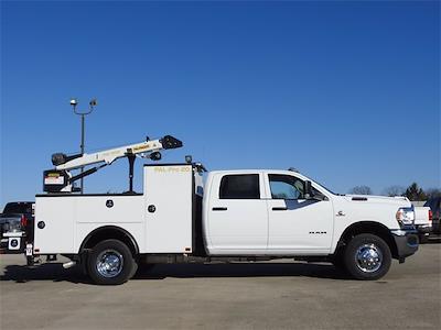2020 Ram 3500 Crew Cab DRW 4x4, Palfinger PAL Pro 20 Mechanics Body #307081 - photo 3
