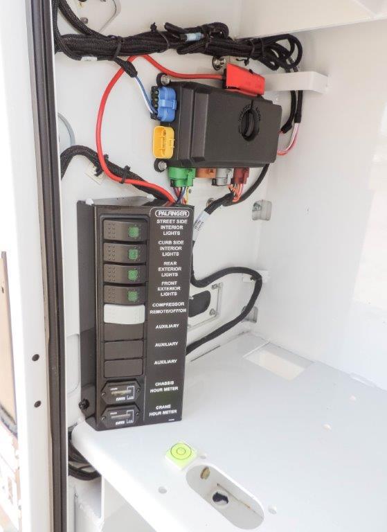 2019 Ram 3500 Crew Cab DRW 4x4,  Palfinger PAL Pro 20 Mechanics Body #529237 - photo 12