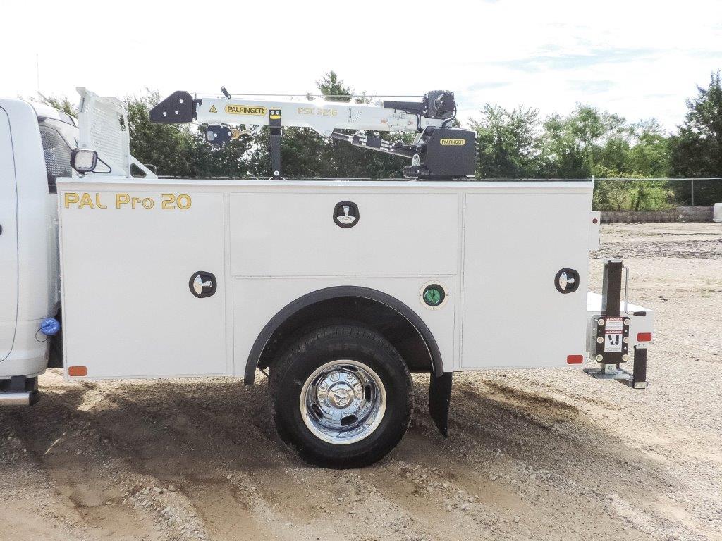 2019 Ram 3500 Crew Cab DRW 4x4,  Palfinger PAL Pro 20 Mechanics Body #529237 - photo 21
