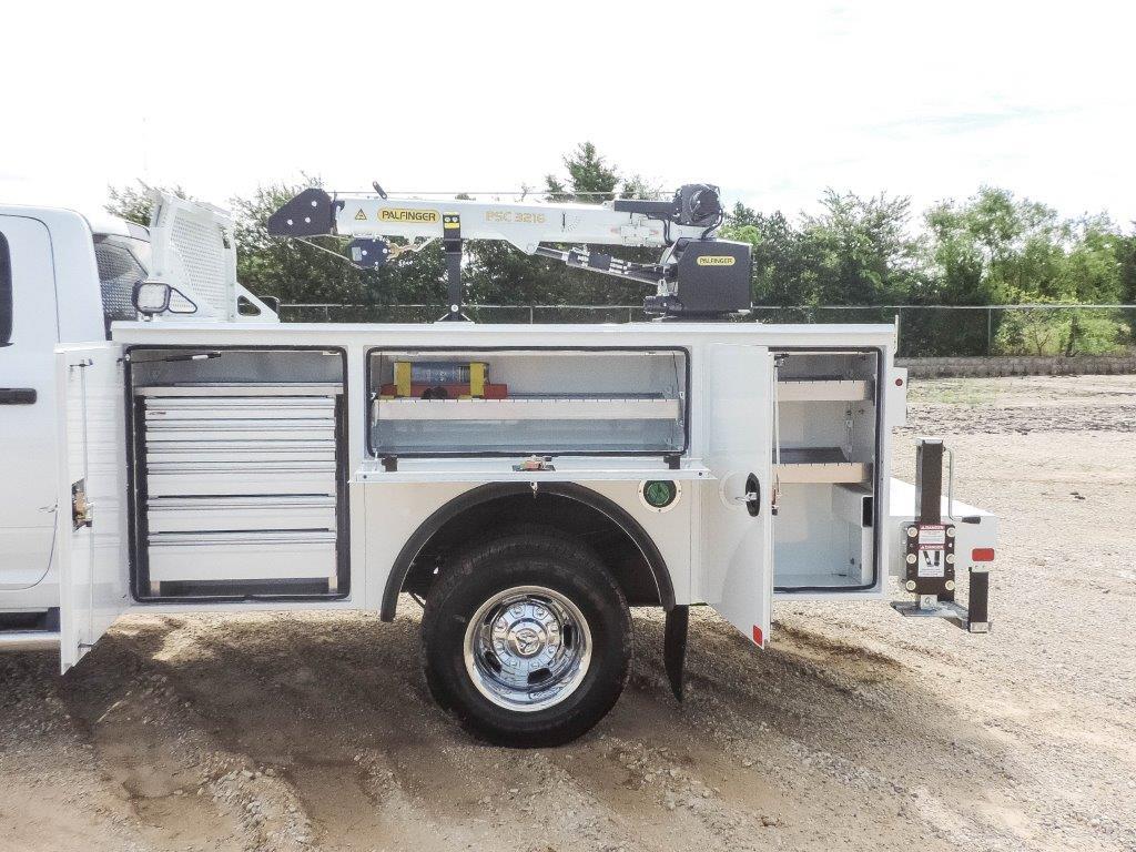 2019 Ram 3500 Crew Cab DRW 4x4,  Palfinger PAL Pro 20 Mechanics Body #529237 - photo 32