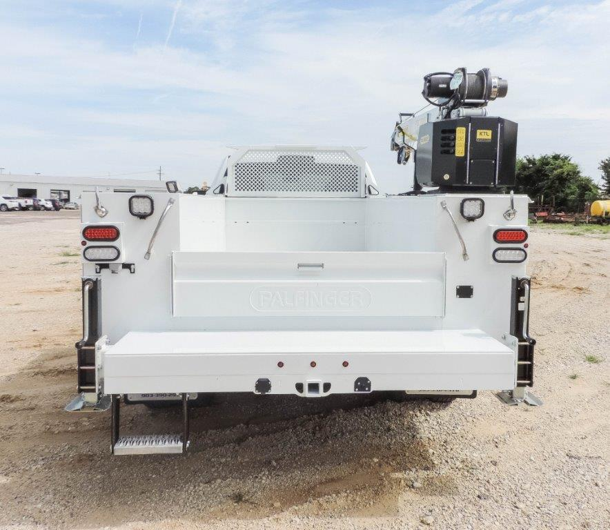 2019 Ram 3500 Crew Cab DRW 4x4,  Palfinger PAL Pro 20 Mechanics Body #529237 - photo 33