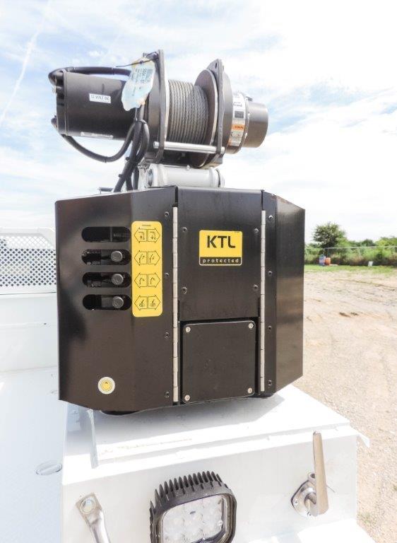 2019 Ram 3500 Crew Cab DRW 4x4,  Palfinger PAL Pro 20 Mechanics Body #529237 - photo 34