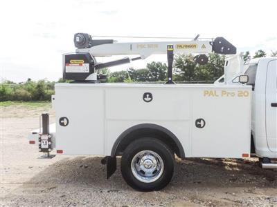 2019 Ram 3500 Crew Cab DRW 4x4,  Palfinger PAL Pro 20 Mechanics Body #529237 - photo 6