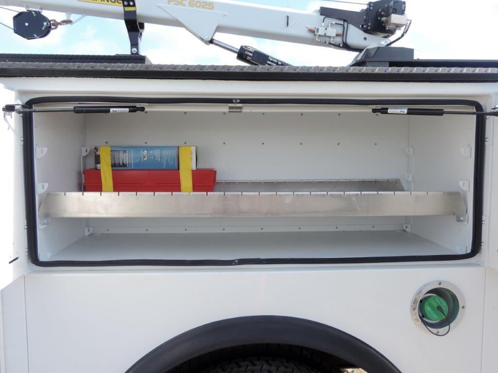 2019 Ram 5500 Crew Cab DRW 4x4,  Palfinger PAL Pro 39 Mechanics Body #531396 - photo 22