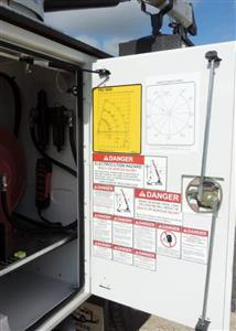 2019 Ram 5500 Crew Cab DRW 4x4,  Palfinger PAL Pro 39 Mechanics Body #531396 - photo 11