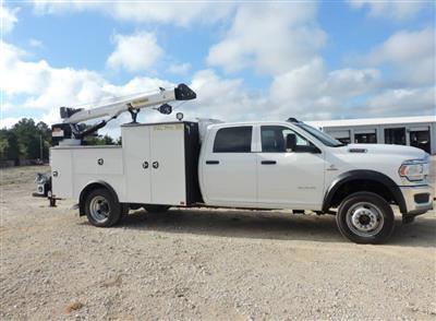 2019 Ram 5500 Crew Cab DRW 4x4,  Palfinger PAL Pro 39 Mechanics Body #531396 - photo 4