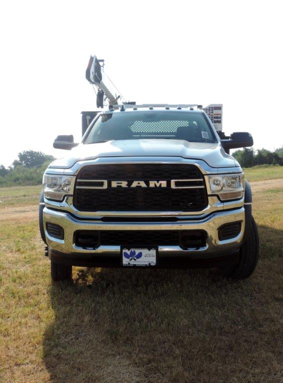 2019 Ram 5500 Regular Cab DRW 4x4,  Palfinger PAL Pro 39 Mechanics Body #535480 - photo 12