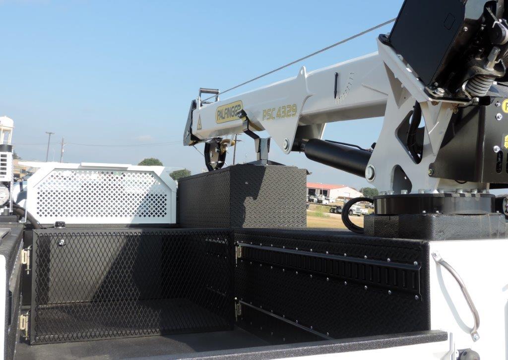 2019 Ram 5500 Regular Cab DRW 4x4,  Palfinger PAL Pro 39 Mechanics Body #535480 - photo 6