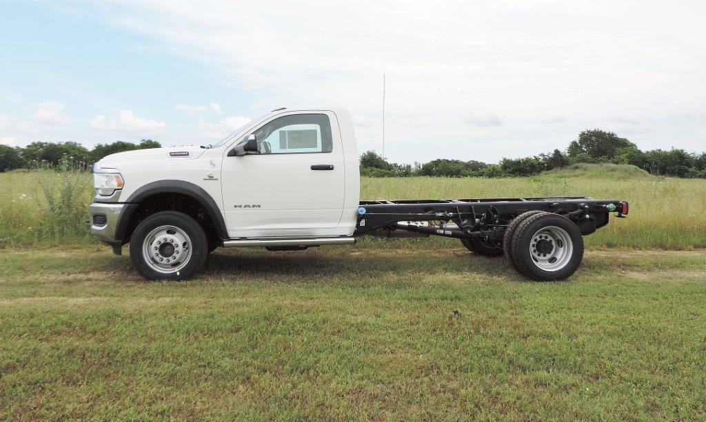 2019 Ram 5500 Regular Cab DRW 4x4,  Cab Chassis #535505 - photo 1