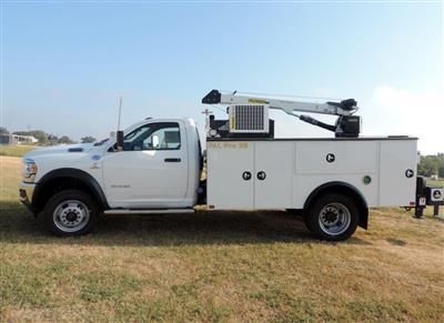 2019 Ram 5500 Regular Cab DRW 4x4,  Palfinger PAL Pro 39 Mechanics Body #535505 - photo 36