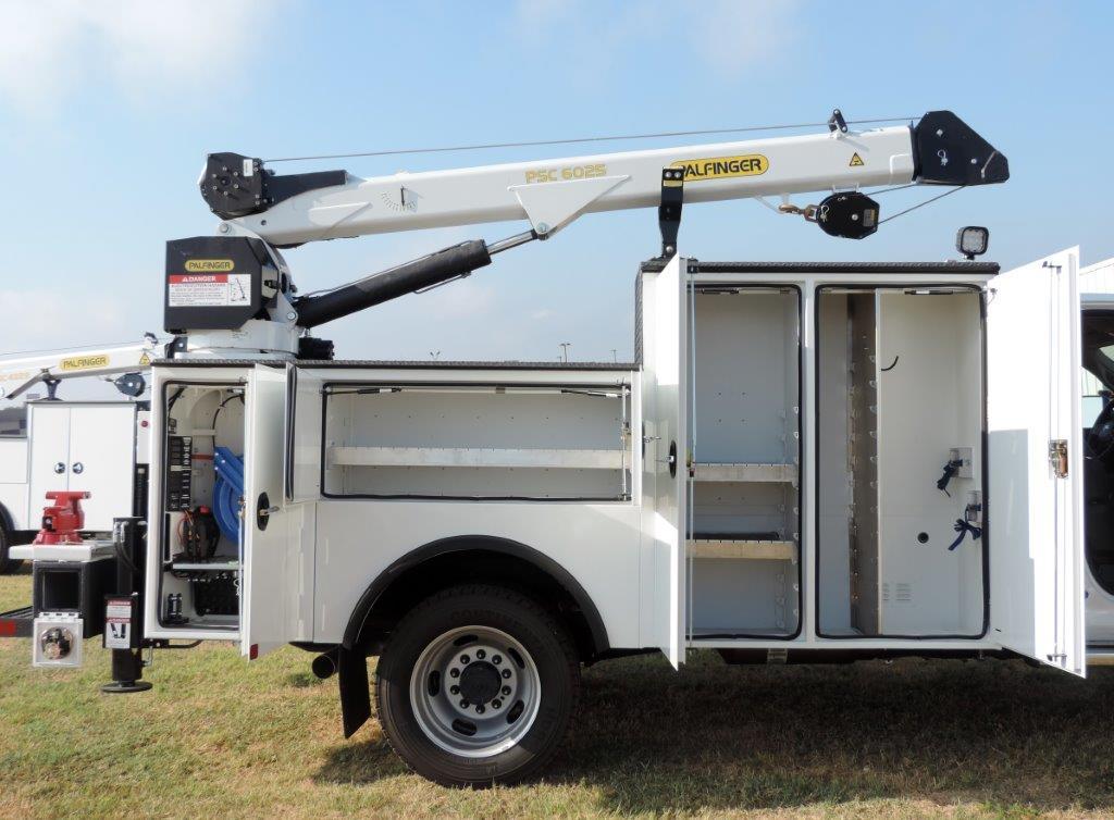 2019 Ram 5500 Regular Cab DRW 4x4,  Palfinger PAL Pro 39 Mechanics Body #535507 - photo 29