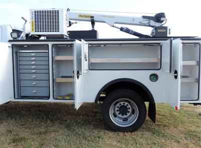 2019 Ram 5500 Regular Cab DRW 4x4,  Palfinger PAL Pro 39 Mechanics Body #535507 - photo 23