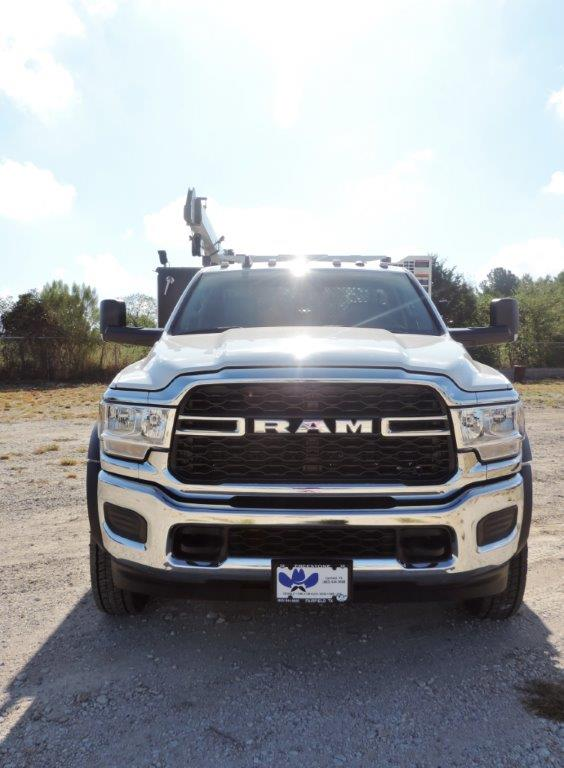 2019 Ram 5500 Regular Cab DRW 4x4, Palfinger PAL Pro 39 Mechanics Body #535512 - photo 3