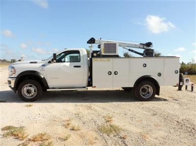 2019 Ram 5500 Regular Cab DRW 4x4, Palfinger PAL Pro 39 Mechanics Body #535512 - photo 5