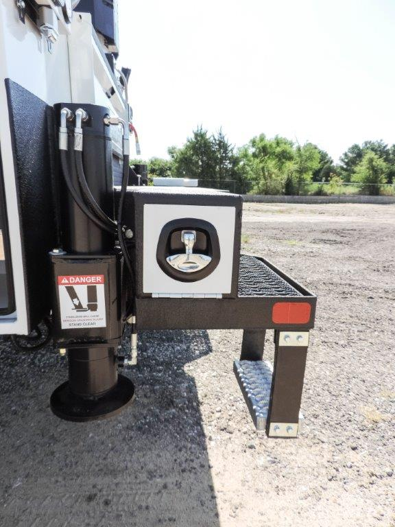 2019 Ram 5500 Regular Cab DRW 4x4,  Palfinger PAL Pro 39 Mechanics Body #535515 - photo 10