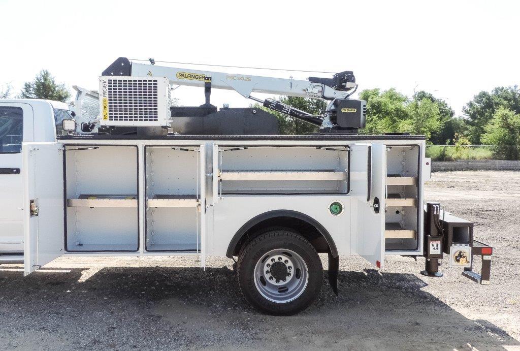 2019 Ram 5500 Regular Cab DRW 4x4,  Palfinger PAL Pro 39 Mechanics Body #535515 - photo 12