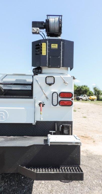 2019 Ram 5500 Regular Cab DRW 4x4,  Palfinger PAL Pro 39 Mechanics Body #535515 - photo 15