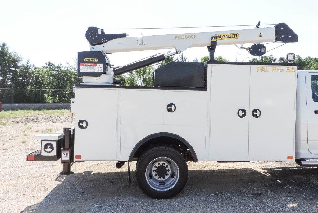 2019 Ram 5500 Regular Cab DRW 4x4,  Palfinger PAL Pro 39 Mechanics Body #535515 - photo 21