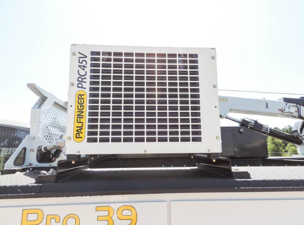 2019 Ram 5500 Regular Cab DRW 4x4,  Palfinger PAL Pro 39 Mechanics Body #535515 - photo 6